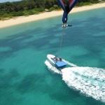 中部東海岸出港|沖縄パラセーリング(150mプラン)